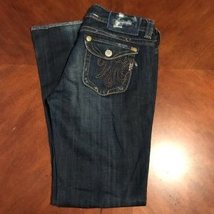 Mek Masonville Bootcut Jeans